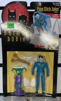 Batman The Animated Series/Adventures of Batman & Robin: Pogo Stick Joker with Power Launcher